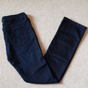 Banana Republic skinny straight jeans size 27